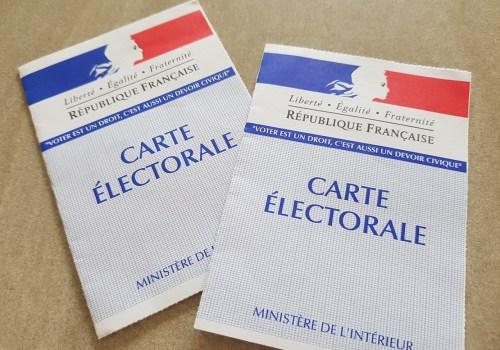 Cartes électorales