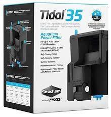 Seachem Tidal 35 Hang on Filter -500lph