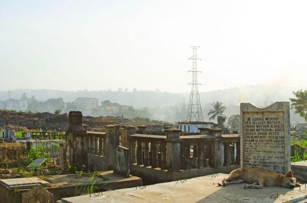 Freetown cemetery