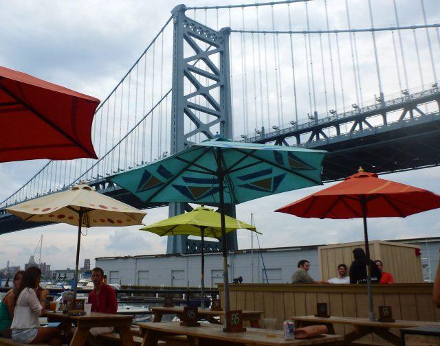 Morgan's Pier