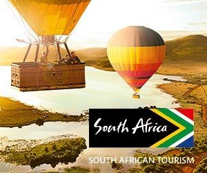 Hot Air Balloon rides in South Africa.