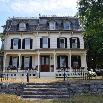 The Mackenzie-Childs Farmhouse and Annual Barn Sale
