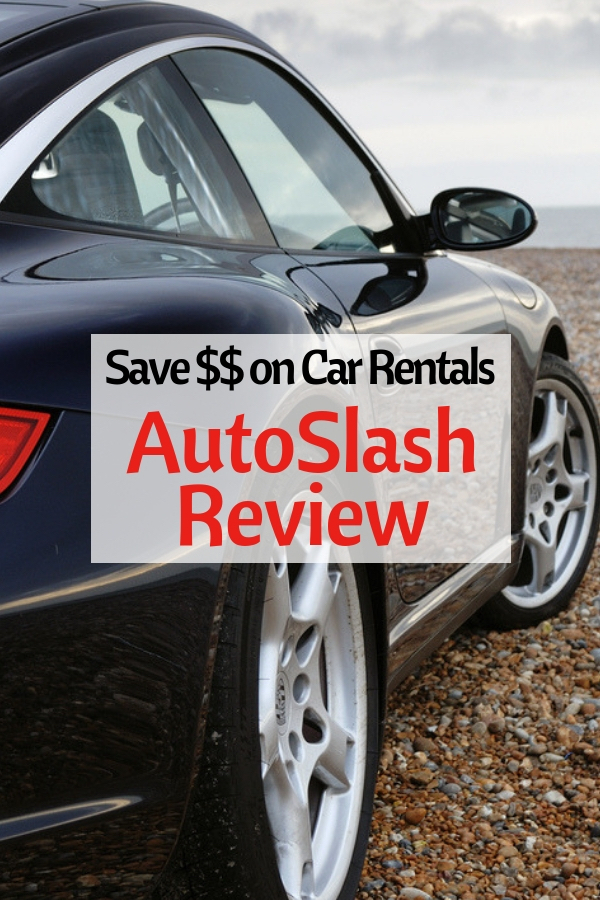 Save money on your next vacation. AutoSlash is an easy to use app that helps you find a great rental car deal. #review #travelhack #familyvacation #budgettravel
