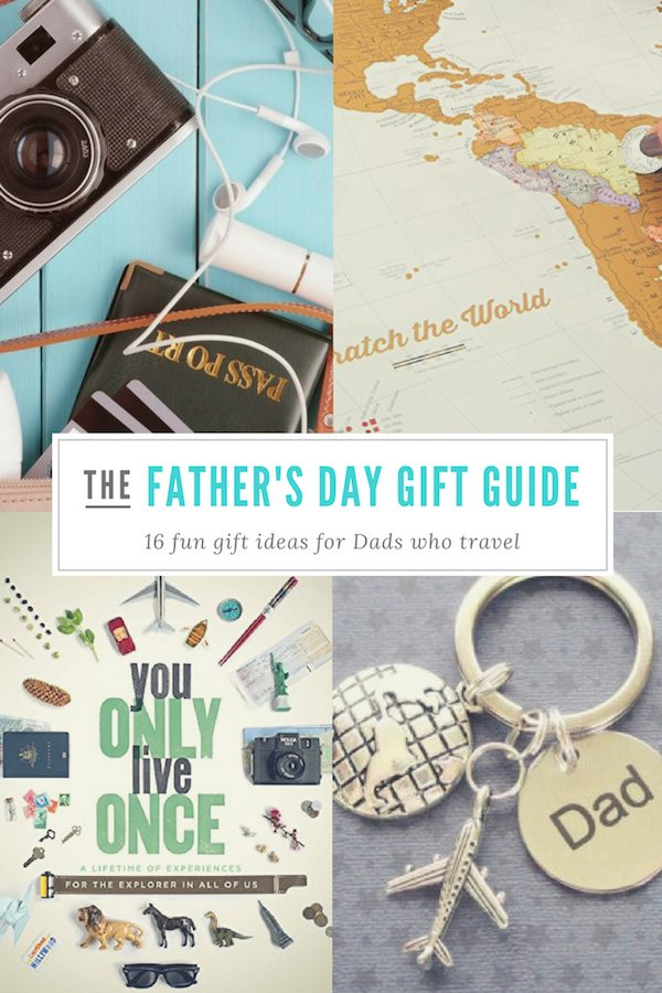 pinnable image advertising father's day gift guide