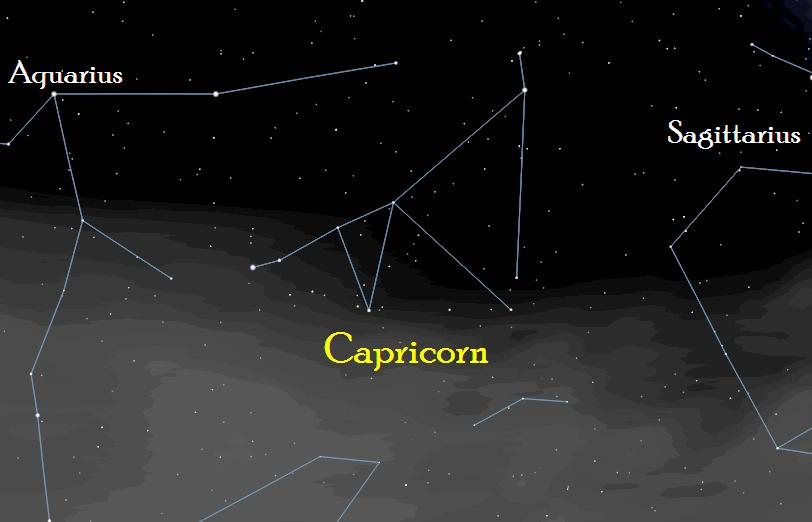 Capricorn the Aspiring Sea-Goat