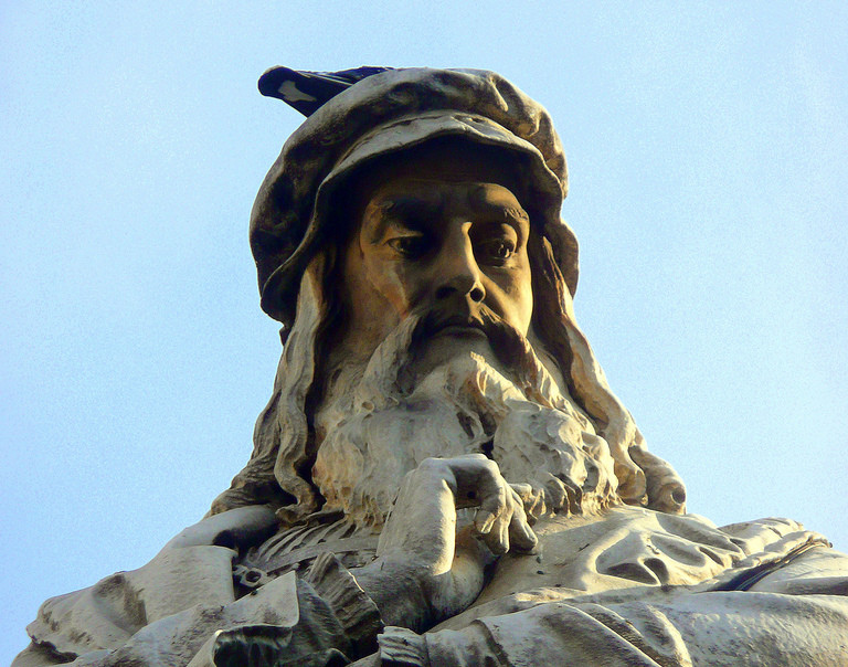 10 Things You Didn't Know About Leonardo da Vinci