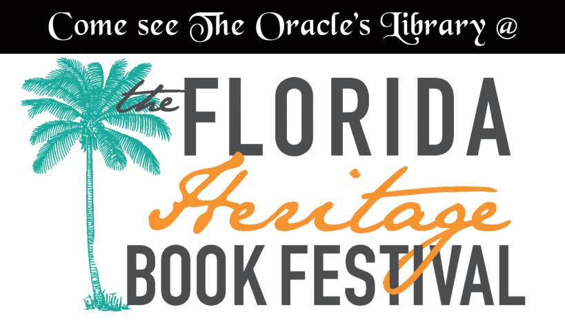 Florida Heritage Book Festival Blog