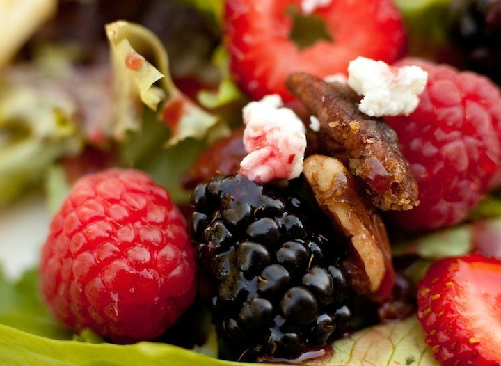 """The """"Summer Berry Salad"""""""