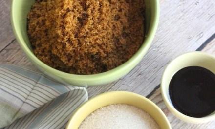 How to Make Brown Sugar~ It's Easy Ya'll