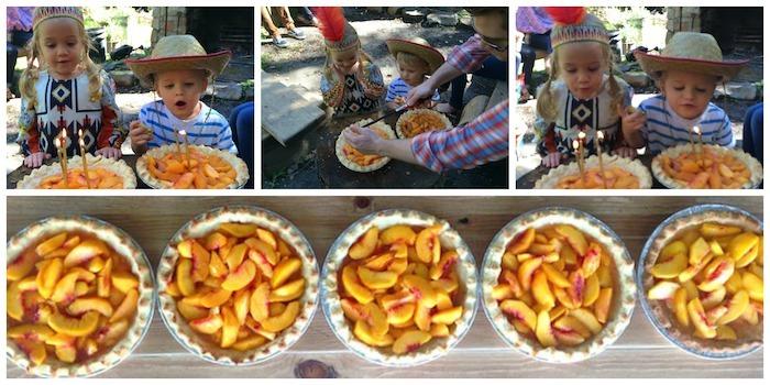 Peach Pie Perfection 1
