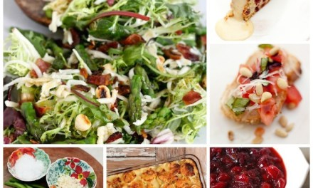 Everything but the Turkey Part 2 ~ Holiday Side Dishes