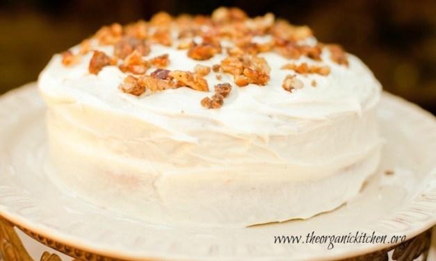 Hummingbird Cake (with a gluten free option)