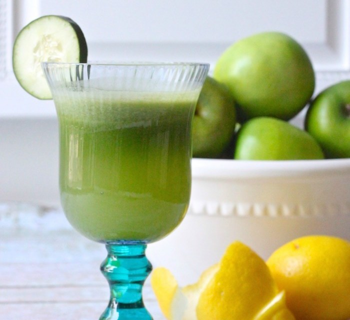 Delicious Soothing Morning Juice