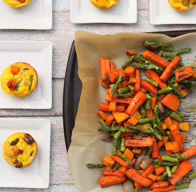 Cook Once, Eat Twice! Using Leftover Vegetables for Breakfast Egg Cups
