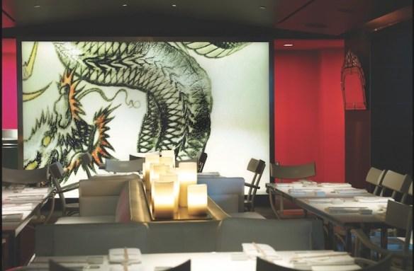 Katsuya restaurant Hollywood