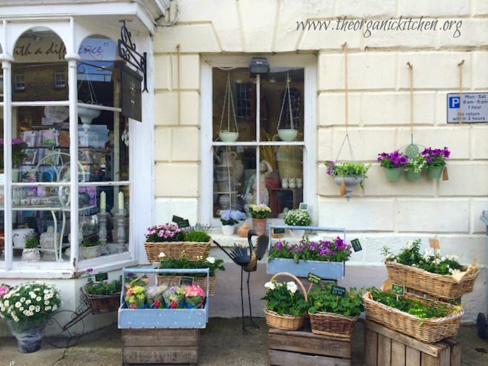 Eating Our Way Across Europe London Part 2: A Day Trip to The Cotswolds For Scones and Clotted Cream