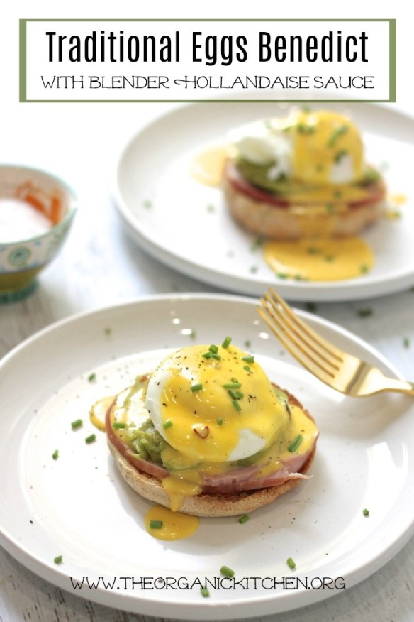 Eating Our Way Across Europe: London Part 1~ Traditional Eggs Benedict