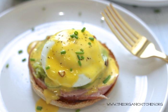 Traditional Eggs Benedict!
