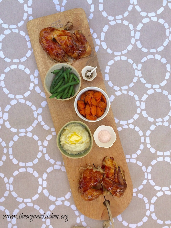 Eating Our Way Across Europe: London Part 3~ Peri Peri Chicken
