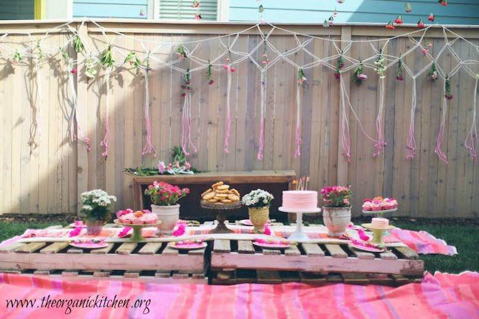 Summer Party Menu Ideas