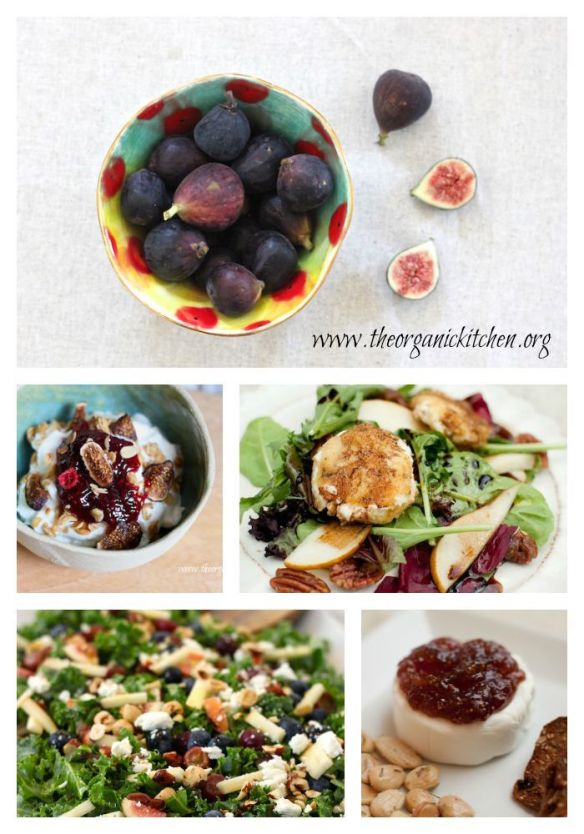Figs Are In Season: Easy ways to incorporate one of the most underused fruits into your diet!