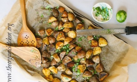 Roasted Mexican Potatoes