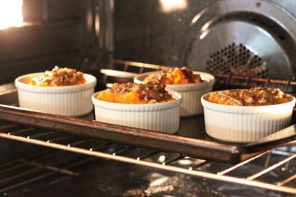 Maple Sweet Potato Casserole #sweetpotatocasserole #glutenfree #thanksgiving #sidedish #ruthschriscopycat