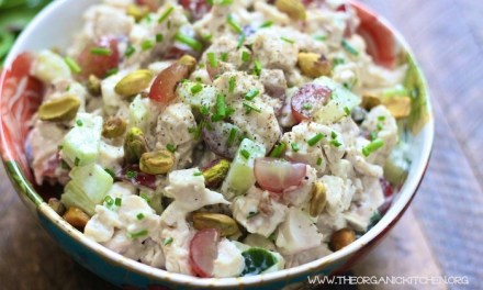 The Best Homemade Chicken Salad!