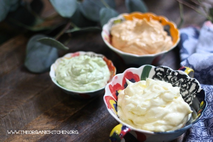 How to Make Perfect Mayo in a Minute!