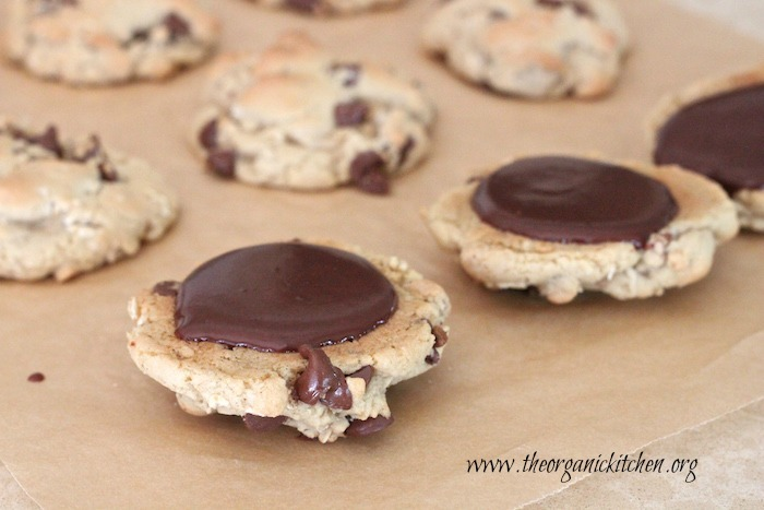 The Chocolate Lover's Ice Cream Cookie Sandwich!