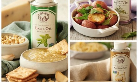 Infused Oils: The Healthy Cooking Hack! Pasta, Potato and Pesto Recipes