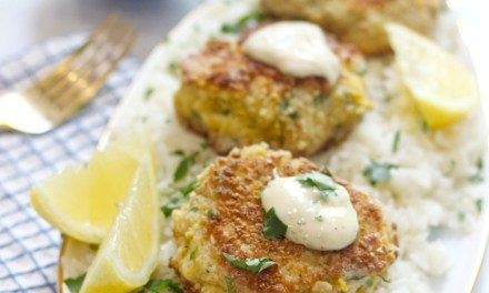 Crab Cakes, Aioli and Martha's Vineyard!