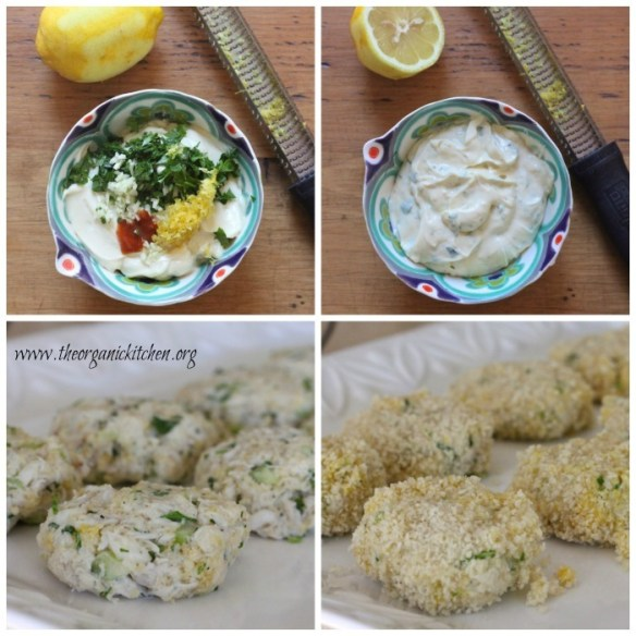 Crab Cakes, Aioli and Martha's Vineyard!