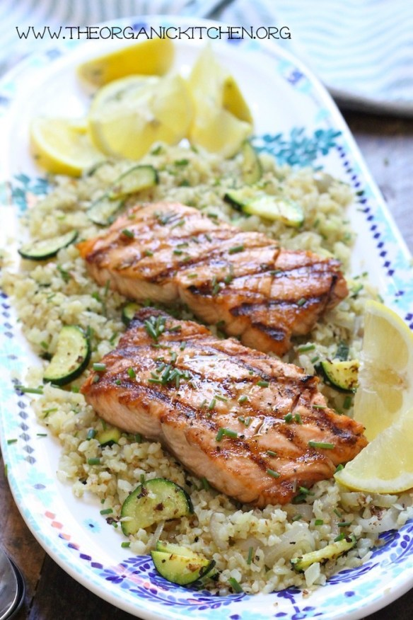 12 Mouthwatering Whole 30 Salmon Dinner Recipes #whole30salmon #salmon #salmondinner #glutenfree #dairyfree