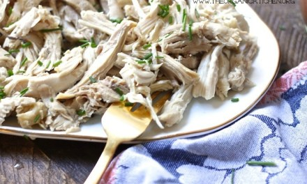How to Make Pulled Chicken~ Crock Pot & Instant Pot