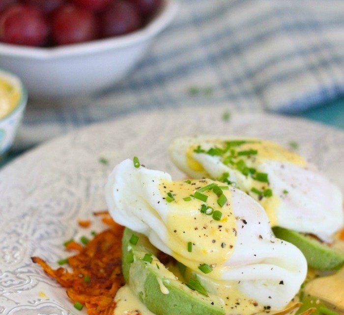 Whole 30/Paleo Eggs Benedict!