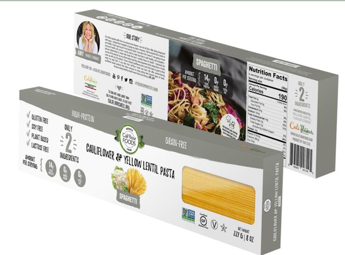 pring Roll Spaghetti Bowl (Grain Free Option!) #springroll #pasta #glutenfree #garinfree #healthypasta