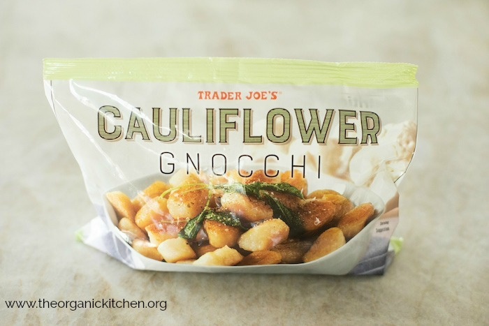 Gnocchi with Sun Dried Tomatoes and Baby Arugula! (Low Carb-Keto Option!) #gnocchi #lowcarbgnocchi #cauliflowergnocchi