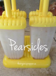 pearsicles