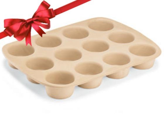 Stoneware muffin pan (1)