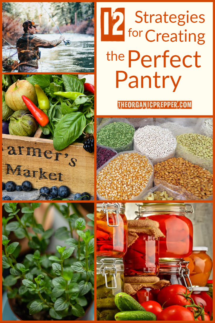 12 Strategies for Creating the Perfect Pantry