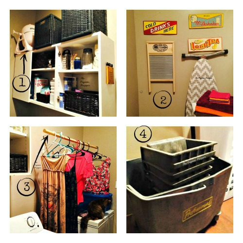 Off grid laundry tools