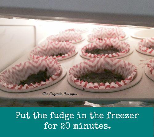 Put it in the freezer
