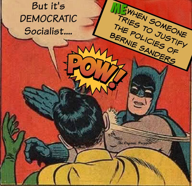 But its democratic socialism