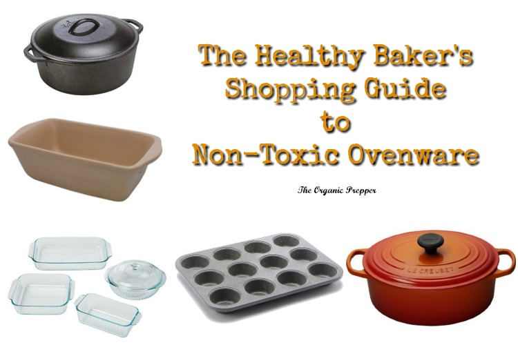 The Healthy Baker's Shopping Guide to Non-Toxic Ovenware