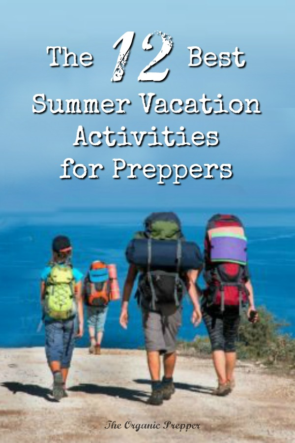 Prepping   Prepping with Kids   Summer Prepping Activities