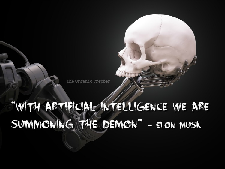 With Artificial Intelligence We Are Summoning the Demon