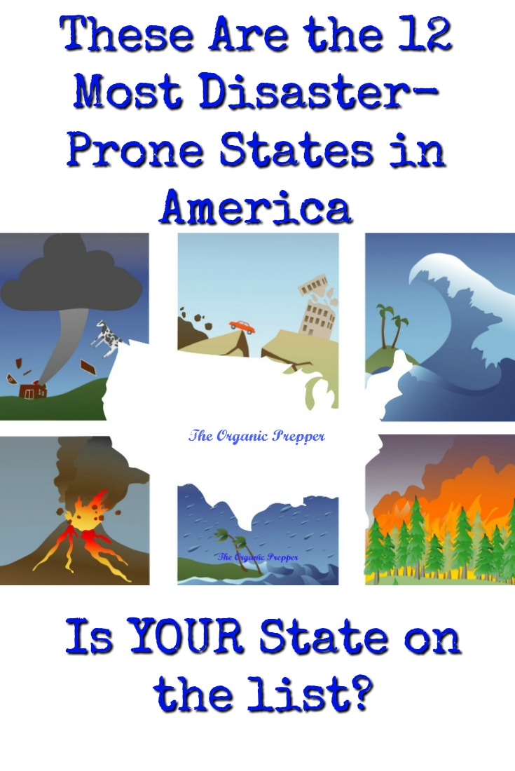 12 states, in particular, are more disaster-prone than others and have had more than their fair share of #disasters declared by presidents over the decades.  Is your state on the list?