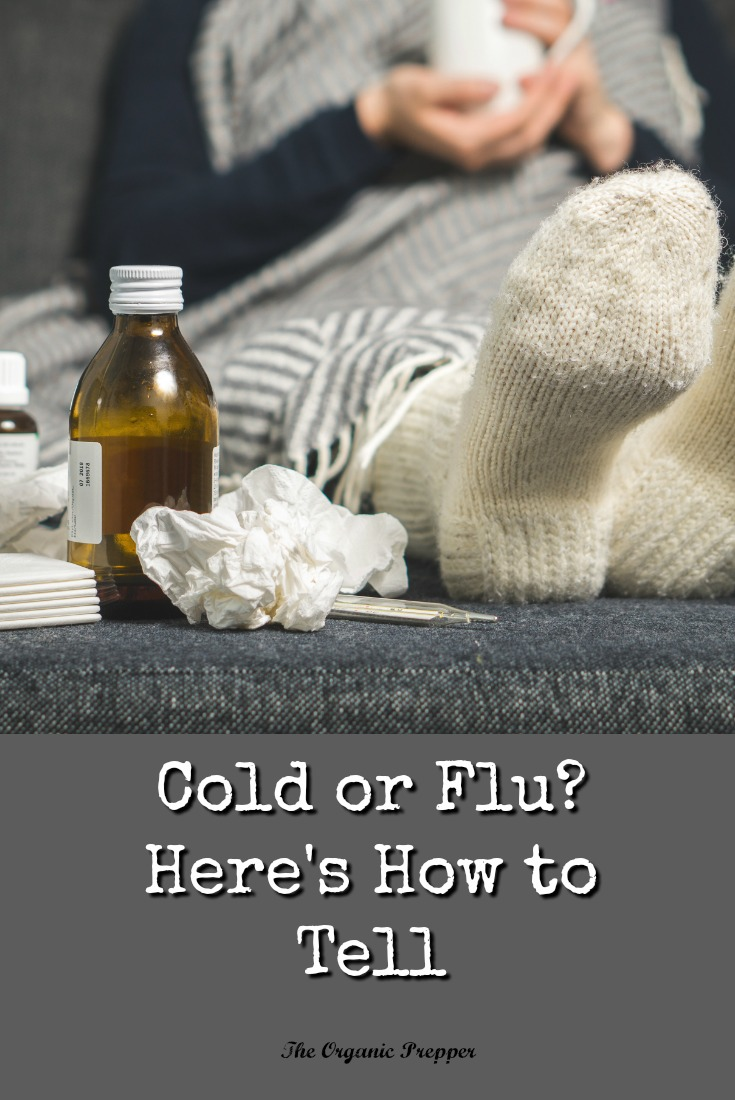 Cold or flu? Here\'s how to tell whether it\'s just a cold or something more serious, like influenza - and why you need to know.