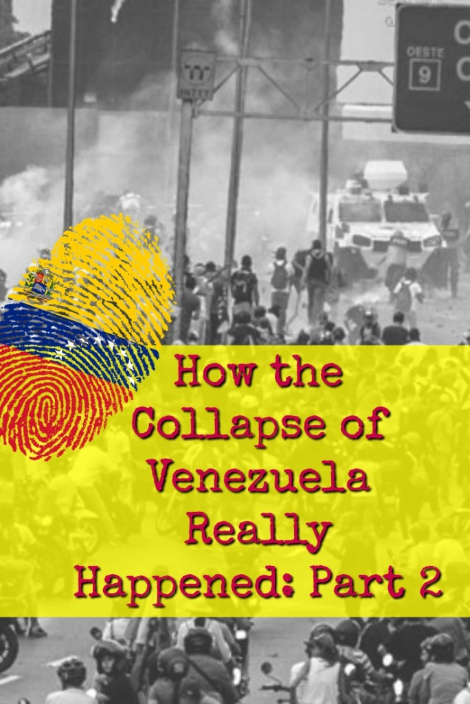 How did the slow-motion collapse of Venezuela really happen? Part 2 of this cautionary first-person account provides the real story. | The Organic Prepper